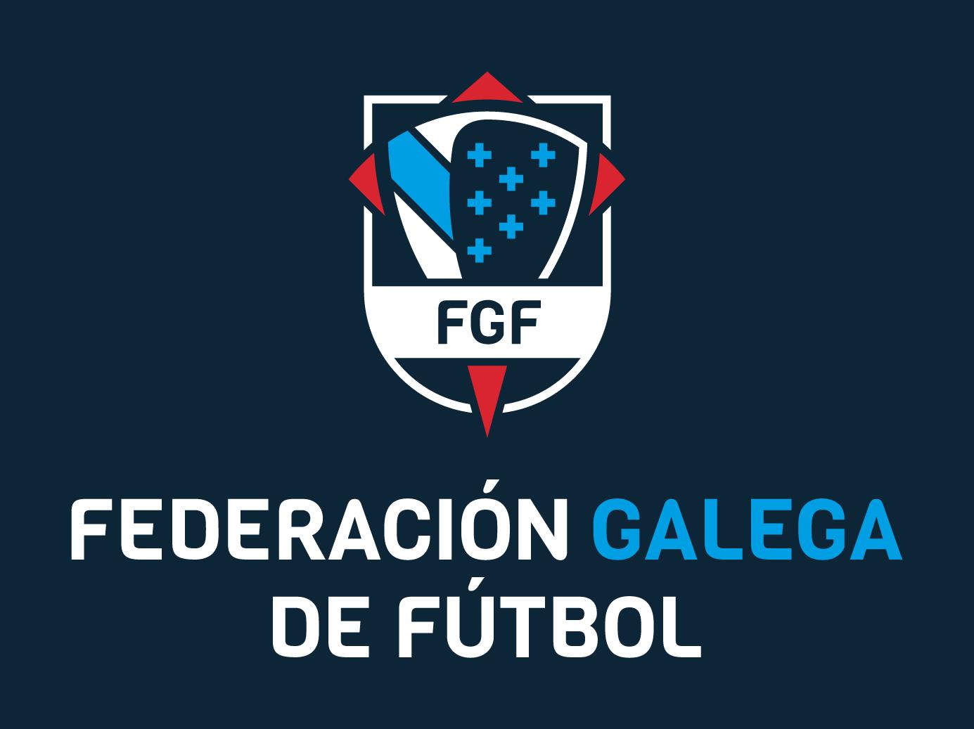 Real Federación Gallega de Fútbol-Nova Imaxe Corporativa